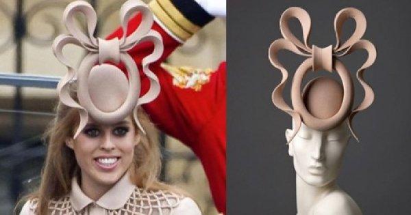 Paskudny kapelusz za 350.000 zł