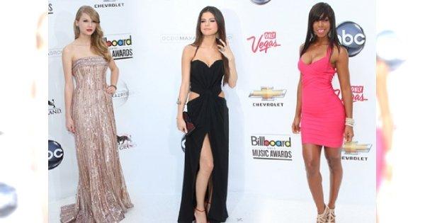 Najpiękniejsze kreacje Billboard Music Awards