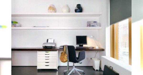 3 pomysły na gabinet do pracy
