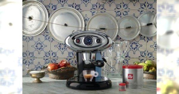 Aromatyczna włoska kawa w Twoim domu