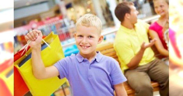 Jak przeżyć zakupy z dzieckiem?