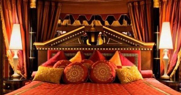 Najdroższe pokoje hotelowe świata!