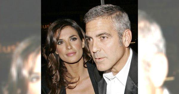Mokre żarty George'a Clooneya