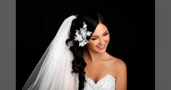 5 ślubnych ozdób do włosów