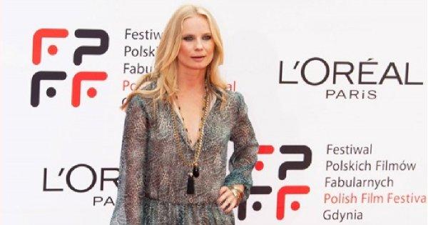 Magda Cielecka najbardziej stylową aktorką