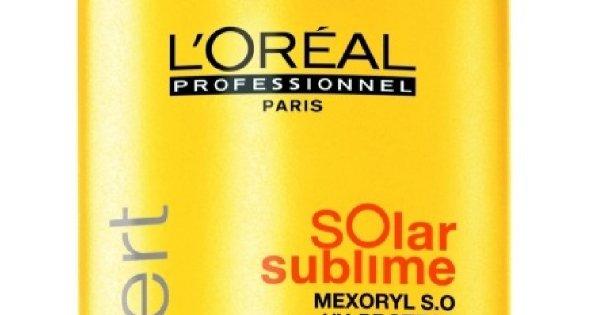 Testujemy: szampon L'Oréal Solar Sublime