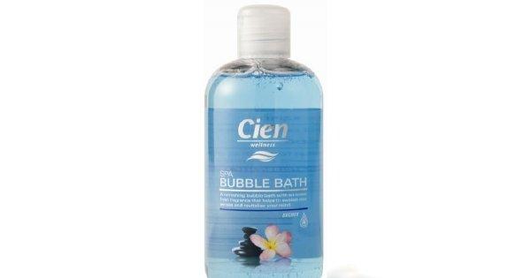 Testujemy: Spa Bubble Bath - Cien