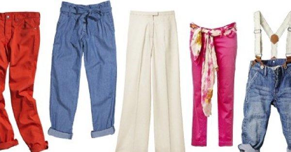 30 par spodni na lato 2011