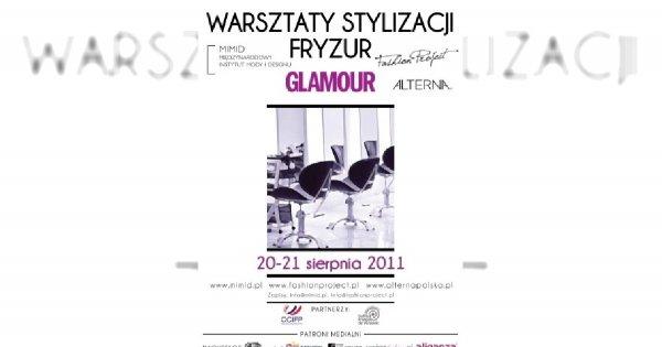 Warsztaty Stylizacji Fryzur Glamour