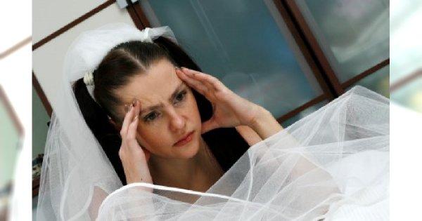 Jak wyeliminować przedślubny stres?