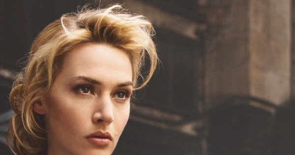 Kate Winslet w reklamie