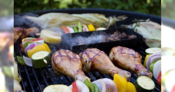 Jak serwować potrawy z grilla?