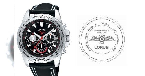Zegarek dla fanów szybowania