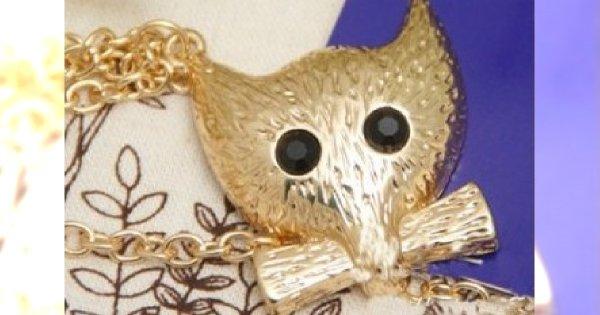 Zwierzęce i słodkie - biżuteria ROMWE 2011