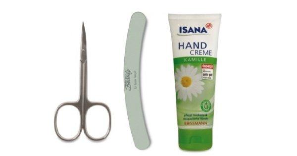 Kosmetyki do dłoni za grosik