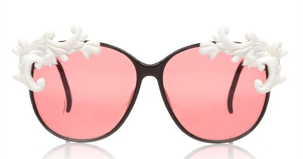 STYLOWY HIT: Różowe okulary