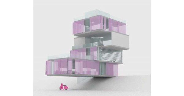Architekci w hołdzie Barbie