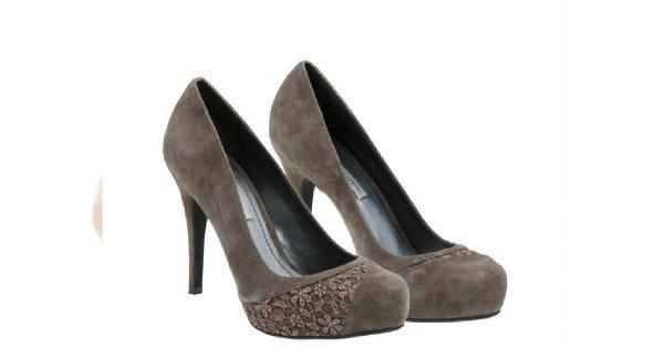 Kolekcja butów Tosca Blu malowana jesienią