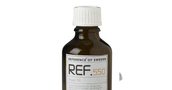 Moc olejku arganowego