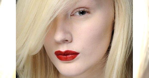 Trend jesieni: czerwone usta