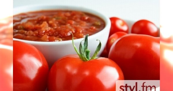 Dip pomidorowy