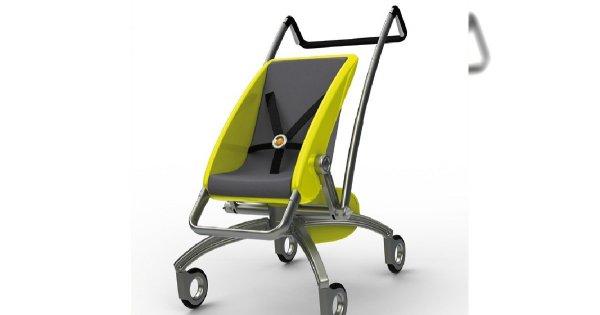 Monocart - wózek (nie tylko) dla dzieci