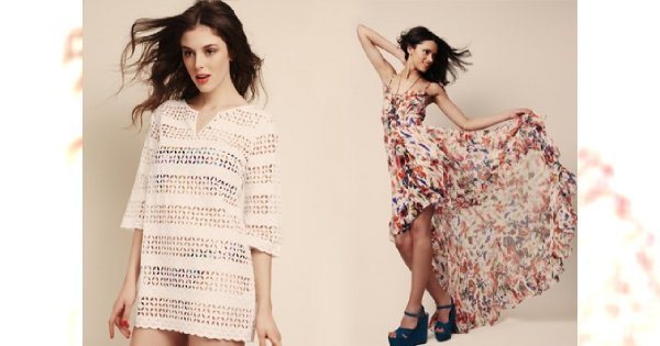 River Island - lookbook lato 2011