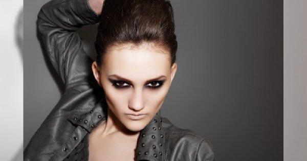 Rock chic - lekcja makijażu oczu