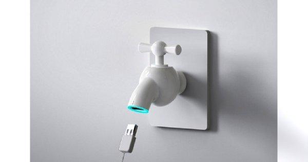 Woda + prąd = ZOBACZ!