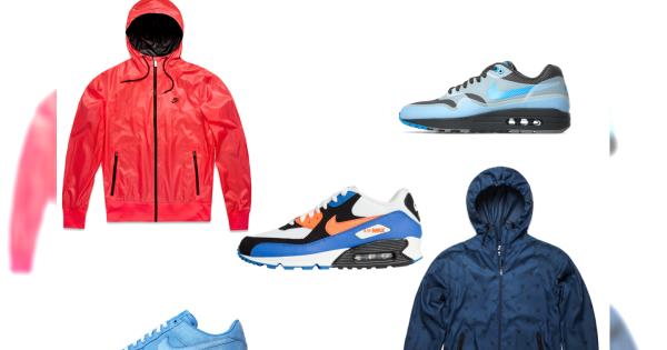 Kolekcja Nike Sportswear Look of football