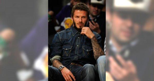David Beckham zakochany?