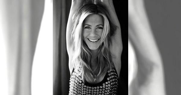 Jennifer Aniston walczy z rakiem piersi