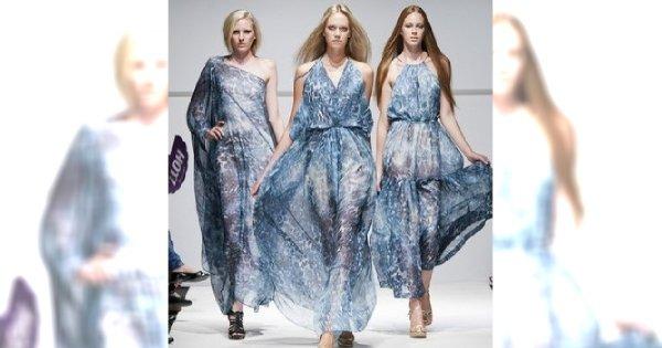 Jaroszewska na Fashion Week w Wiedniu