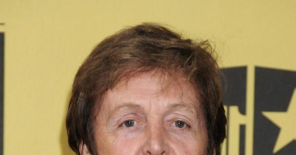 Paul McCartney znowu się żeni!
