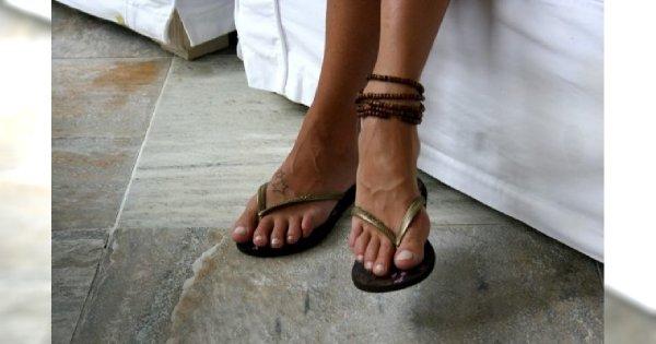 Jak pozbyć się obrzęku stóp?