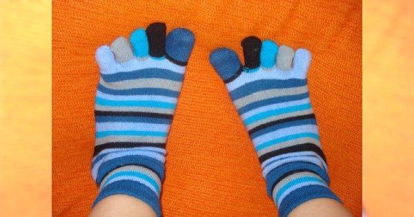 Co robić, gdy marzną stopy?