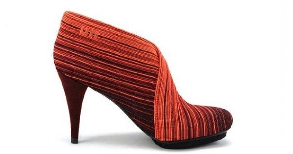 Kolorowe buty United Nude - jesień 2011