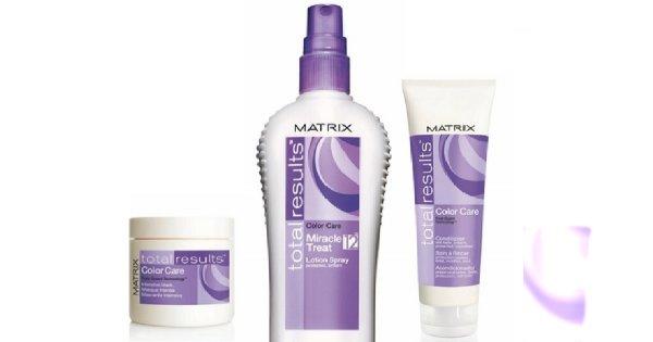 MATRIX dla farbowanych włosów