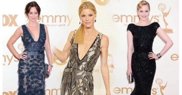 Top 5 kreacji na nagrodach Emmy 2011