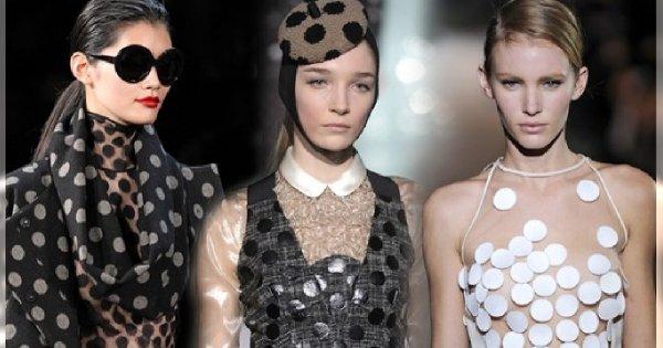 Trendy 2011: Moda w kropki