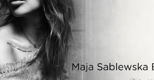 Maja Sablewska oficjalnie z Rimmel