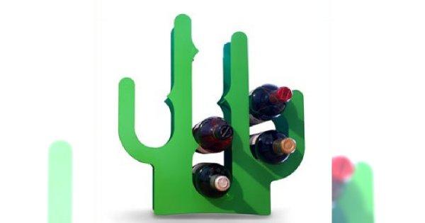 Top 6 najciekawszych stojaków na wino