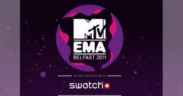 Swatch na MTV EMA