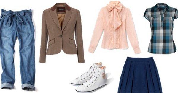Szkolna moda