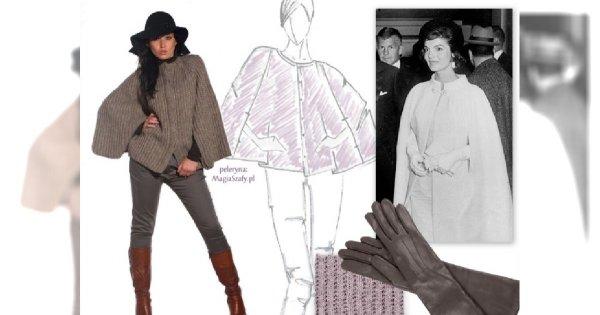 Stylizacje Jackie Kennedy