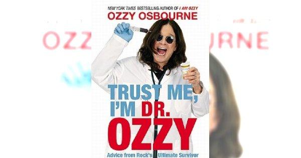 Ozzy Osbourne wydał książkę!