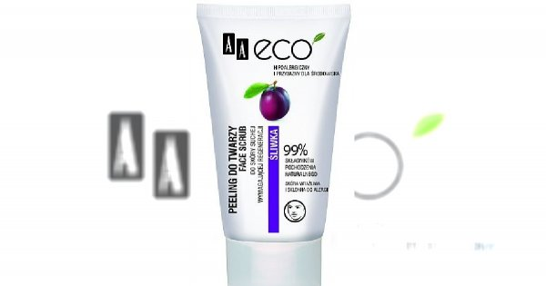 Testujemy: AA eco Peeling do twarzy