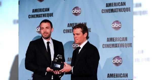 Damon i Affleck znowu razem!