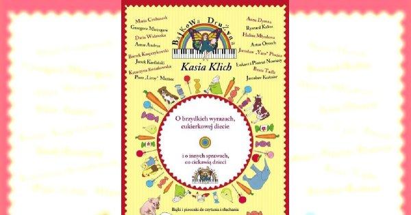 Kasia Klich dzieciom