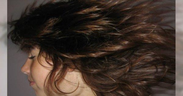Jak dodać włosom blasku?